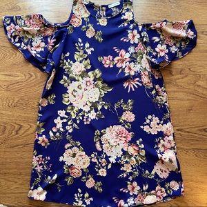 SOPRANO Cold Shoulder Dress